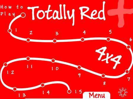 Totally Red - ipad2